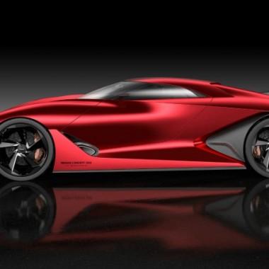 Nissan rojo