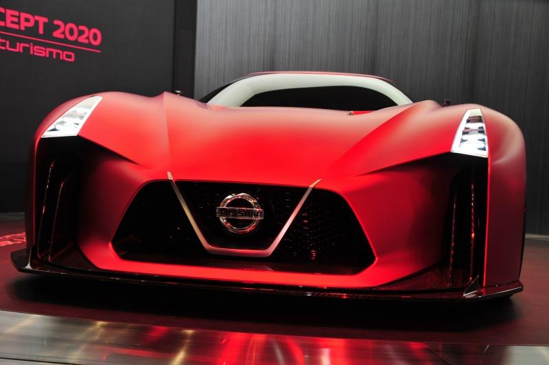 Nissan Concept 2020 Vision Gran Turismo, también en el Salón del Automóvil de Tokyo