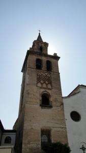 Torre mudéjar, en Sevilla