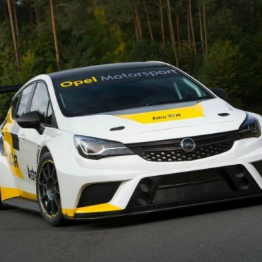 Opel Motorsport TCR