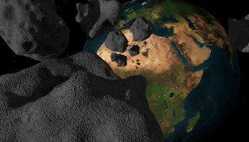 Peligro sobre la Tierra