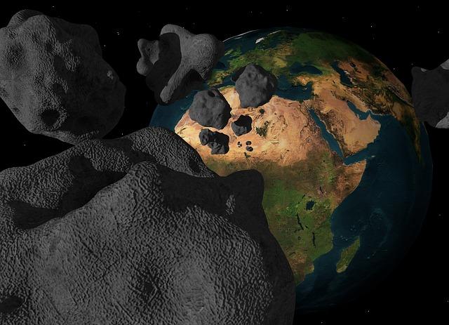 La NASA y la ESA se unen contra los asteroides