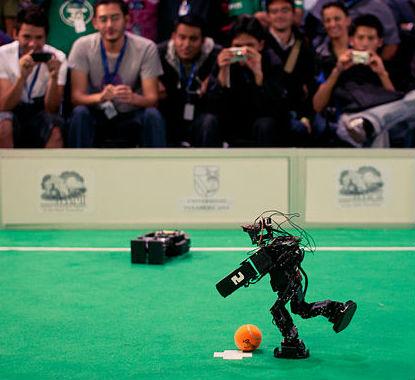 El fantástico avance de los robots