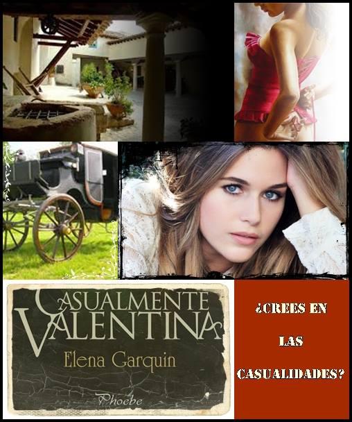 personajes de la novela de Elena Garquin