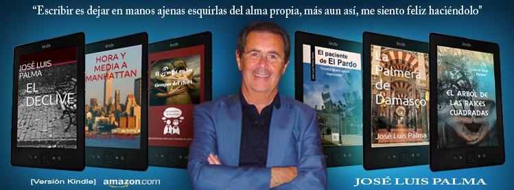 Entrevista a José Luis Palma, el Murakami español que te sorprenderá