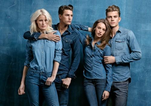 ropa vaquera-jeans-camisas denim