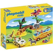 Safari leones Playmobil 123