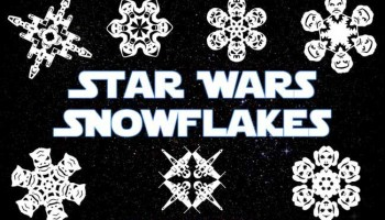 star wars snow flakes – anthonyherreradesigns