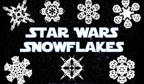 star wars snow flakes – anthonyherreradesigns