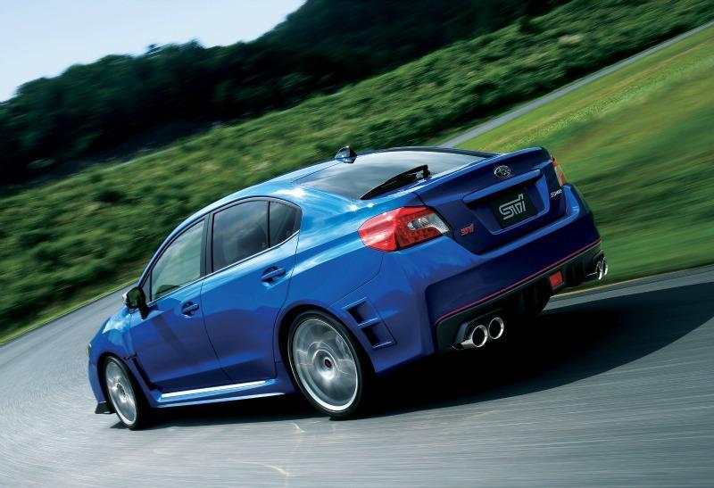 El Subaru WRX STi más potente