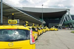 Tirana taxi - foto by Rinas Airport