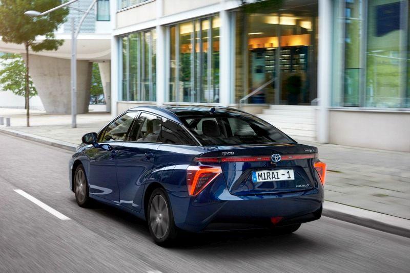Toyota de hidrógeno