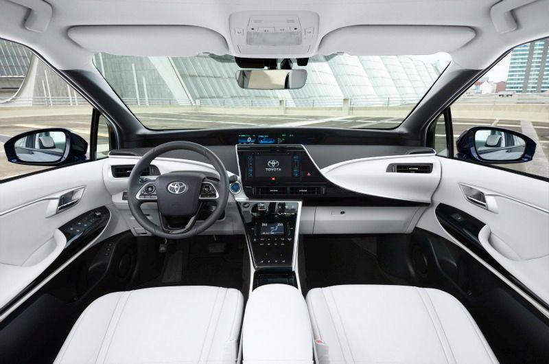 El coche de hidrógeno en Europa