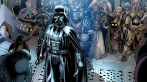 Darth Vader 1 . Viñeta