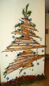Árbol ideal para una Navidad ecológica