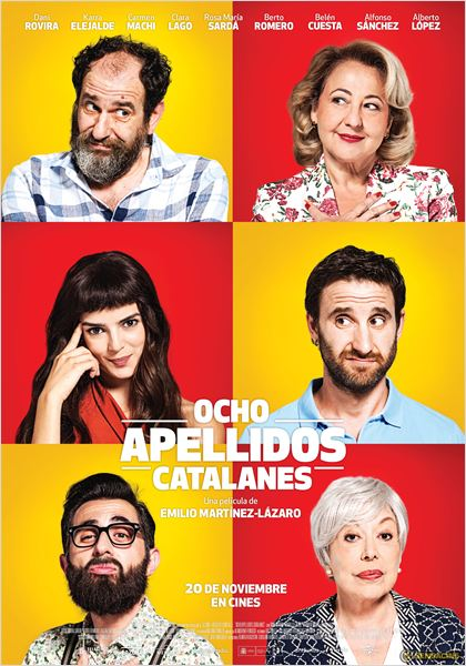 """Crítica de """"Ocho apellidos catalanes"""", de Emilio Martínez Lázaro"""