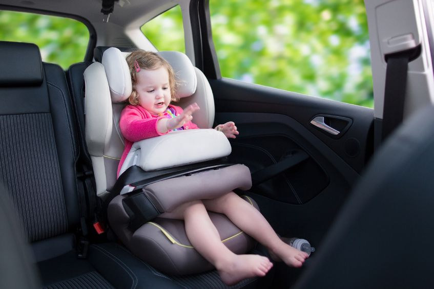 Guía para comprar la mejor silla de coche para bebés