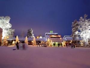 Santa Park es una de las principales atracciones de Navidad.