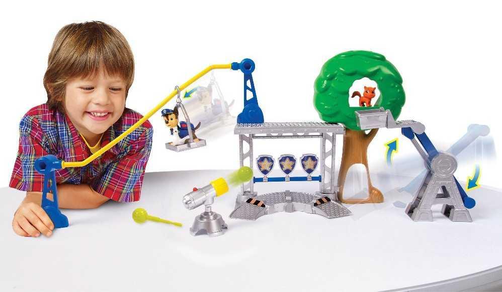 Los mejores juguetes Patrulla Canina para Navidad