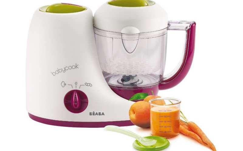 Awesome Babycook, ¿por Qué Comprar Este Robot De Cocina Para Bebés?
