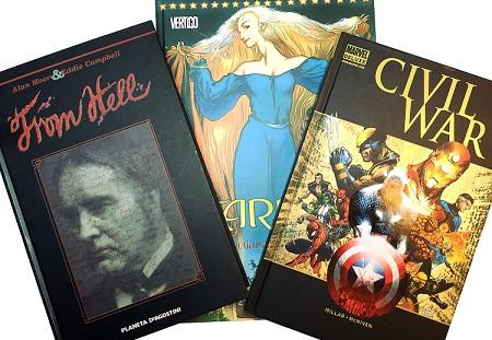 5 autores de cómic imprescindibles que deberías leer