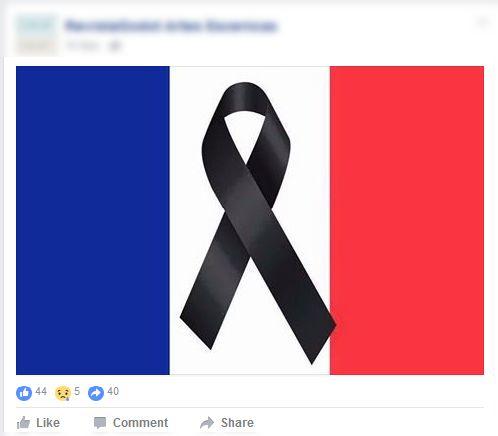 """""""Estoy a salvo"""" herramienta de Facebook tras los ataques terroristas de París"""