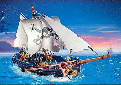 El barco pirata de playmobil descubre todos los modelos - Bateau corsaire playmobil ...
