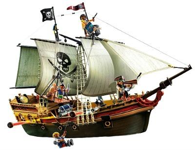 El barco pirata de playmobil descubre todos los modelos for Barco pirata playmobil
