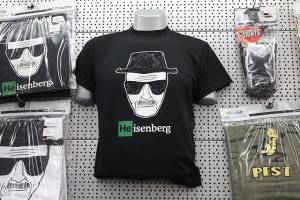 Regalos y merchandising para los fans de Breaking Bad y Better Call Saul