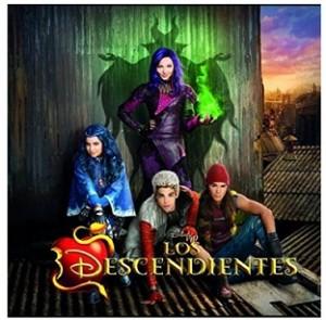 Disco Descedientes Disney