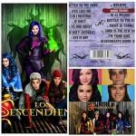 Canciones Descendientes Disney, ¡Hazte con el CD!