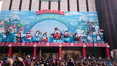 Cortylandia 2015-2016: Navidad para niños