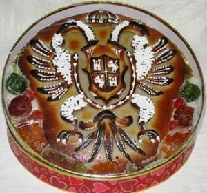 Escudo Mazapán