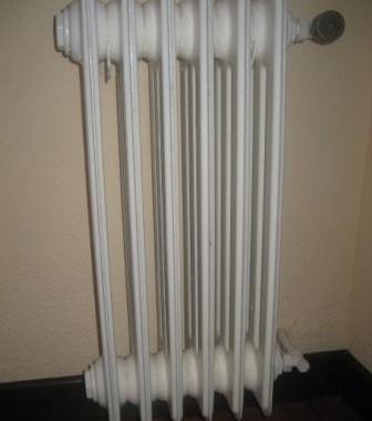 Individualización de los gastos de la calefacción central