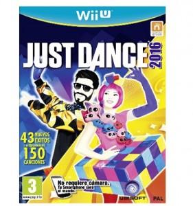 PPortada de Just dance 2016