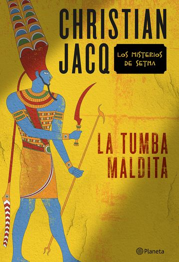 "Reseña de ""La tumba maldita"", de Christian Jacq"