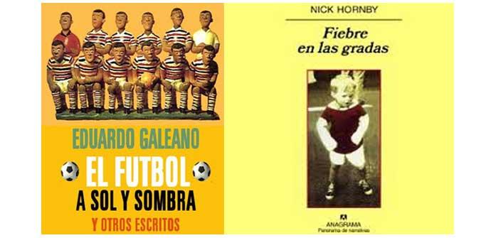 Fútbol y literatura, unidos desde el principio