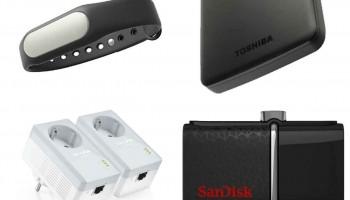 Los mejores 4 gadgets por menos de 50 euros