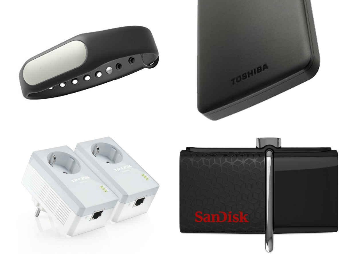 4 gadgets muy majos que puedes comprar con 50€