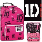Mochilas One Direction¡Llévate a los 1D a todas partes!