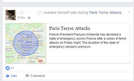 Hollande cierra las fronteras de Francia por los ataques terrristas a París viernes 13 noviembre 2015