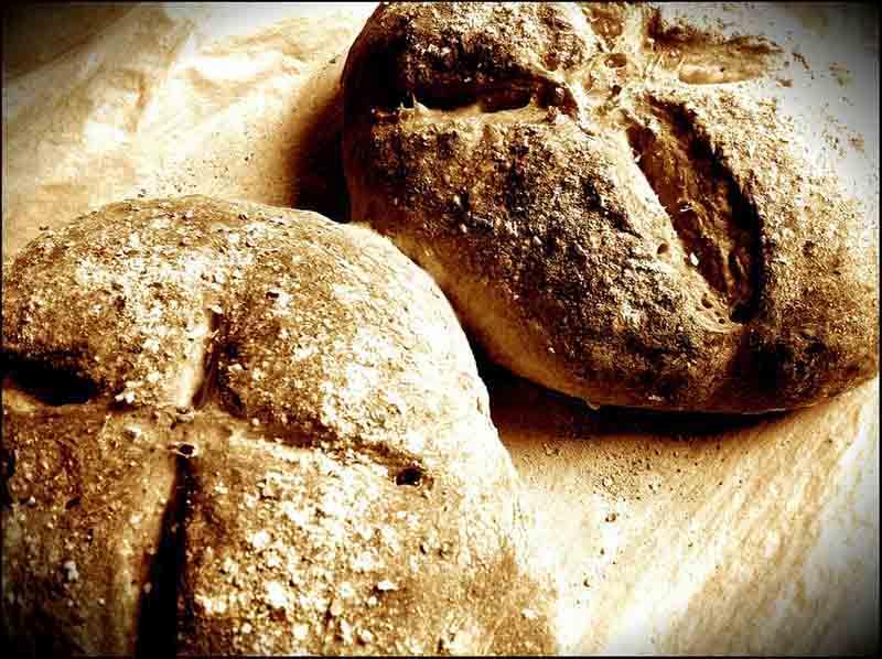 Libros para los amantes del pan casero
