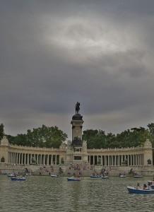 El parque del Retiro fue abierto al público en el siglo XVIII