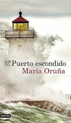 """Reseña de la novela """"Puerto escondido"""", de María Oruña"""