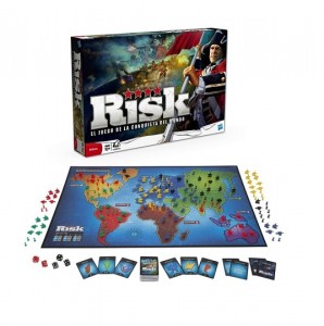 RISK, estrategia