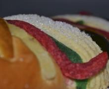 Rosca de Reyes tradicional