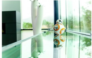 Droide BB8 Star Wars rodando