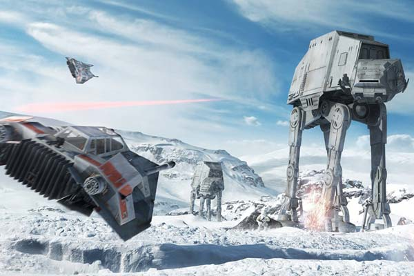 """""""Star Wars: Battlefront"""", videojuego ideal para regalos de Navidad"""