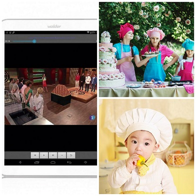 Tablet MasterChef Junior, un regalo para toda la familia