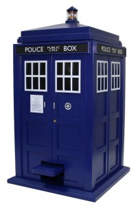 Regalo friki Doctor Who